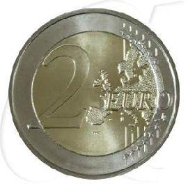 2 Euro Münze Litauen 2015 Europaflagge