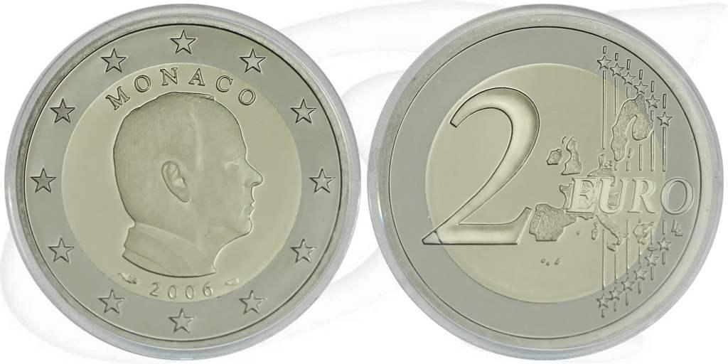 Monaco Münzen