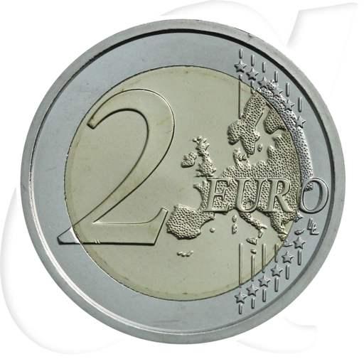 2 Euro Münze 2018 Vatikan