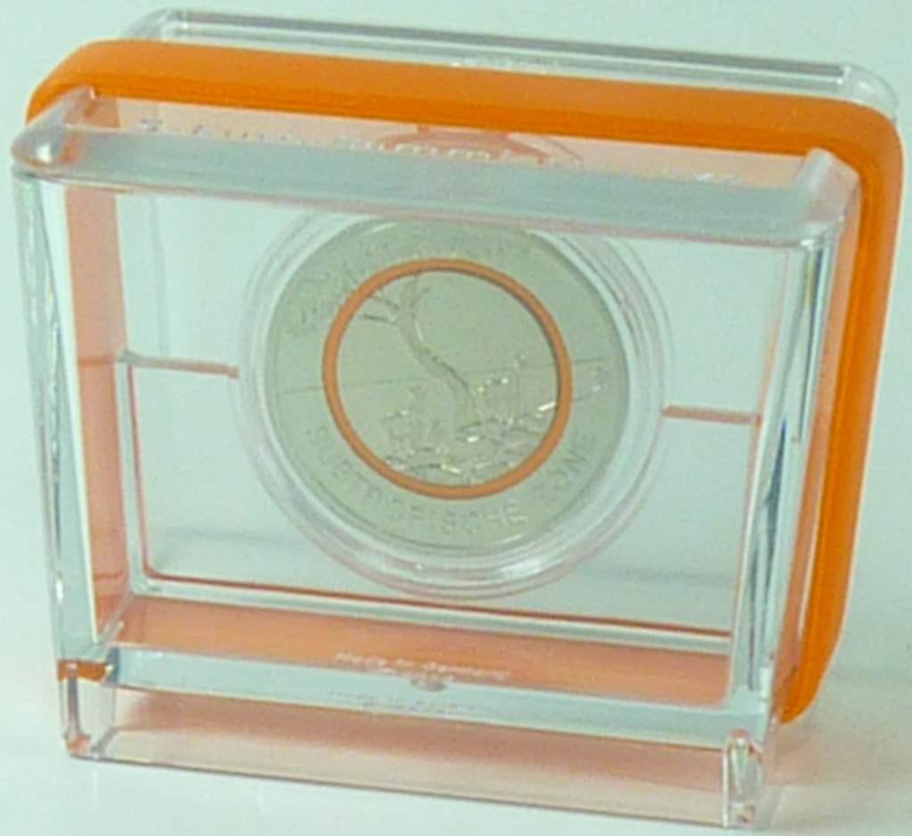 5 Euro Subtropische Zone Orange