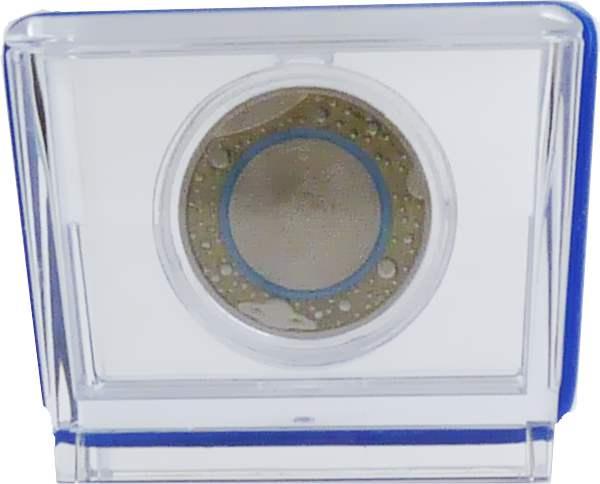 5 Euro Münze Blauer Planet Erde