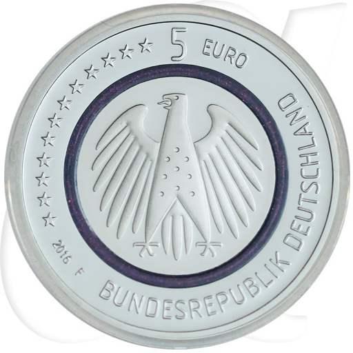 5 euro münze planet erde gold