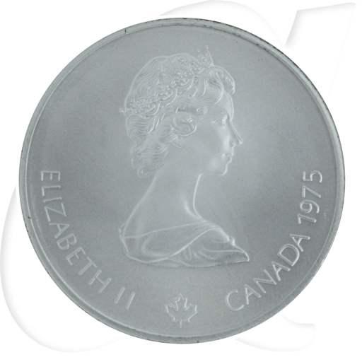Kanada 10 Dollar Silber 0lympia Montreal 1973 1976